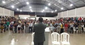 Encontro de Escola Bíblica Dominical em Picos – PIAUÍ