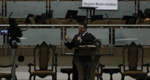 Palestra para Casais na Sede da AD Belém em Campinas/SP