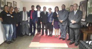 """Palestra """"Os desafios da Educação Cristã"""" em Barra Bonita/SP"""