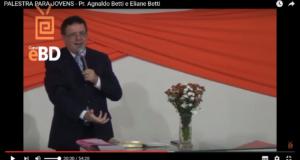 PALESTRA PARA JOVENS em Sumaré/SP – Pr. Agnaldo Betti e Eliane Betti