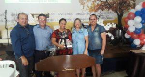 Ministrando encerramento do trimestre da EBD em Taguatinga Sul – BRASILIA-DF