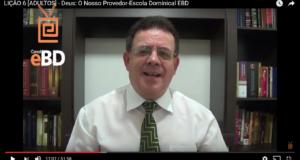 LIÇÃO 6 [ADULTOS] – Deus: O Nosso Provedor-Escola Dominical EBD