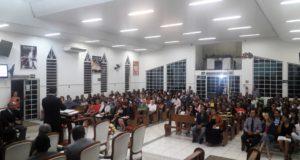 Palestra para Casais Jd. Metanópolis Campinas/SP
