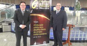 CONGRESSO DE EBD em Uberlândia/MG
