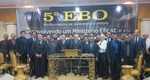 ESCOLA BÍBLICA DE OBREIROS em Palmas TOCANTINS