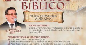 CURSO BÁSICO DE HEBRAICO BÍBLICO