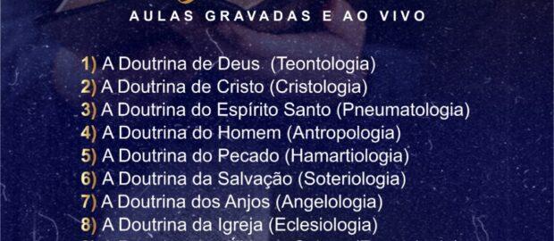 Curso TEOLOGIA SISTEMÁTICA